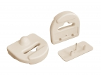 Blister Safer Standardlock 58kHz beige